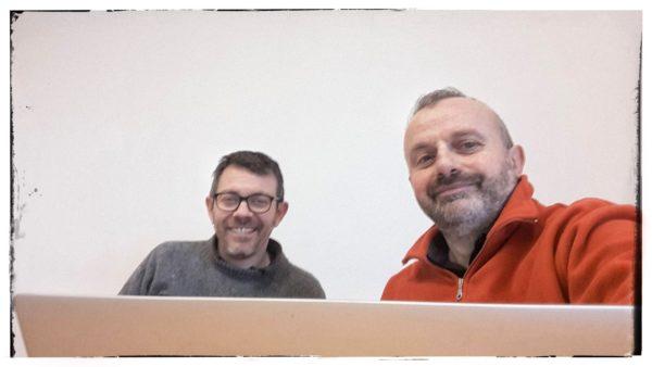 David Guazzoni e Massimo Conte