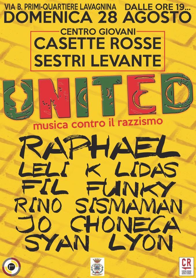 United - musica contro il razzismo